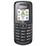 Samsung E1085T Unlock