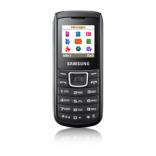 Samsung E1105T Unlock