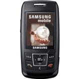 Samsung E250V  Unlock