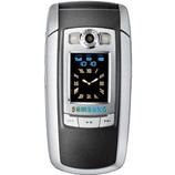 Samsung E720S  Unlock