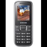 Samsung E1230T Unlock