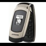 Samsung X508  Unlock