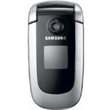 Samsung X660  Unlock